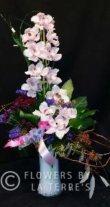 Orchid Stem Design